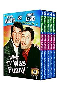 中古 安心と信頼 Dean Martin Jerry Lewis: Funny DVD Was TV When 2020モデル