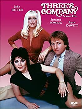 中古 Three's Company: 保証 Season DVD 5 本物 Import