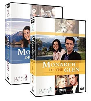 中古 Monarch of the Glen: Complete 3 4 限定特価 お買得 DVD Series Import