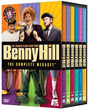 早い者勝ち 【 [DVD] Megaset】Benny Hill: Complete Hill: Megaset [DVD], カネヨン水産:8d4926de --- supernovahol.online