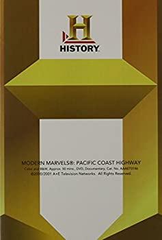店 中古 Modern Marvels: Pacific 送料込 Import DVD Highway Coast
