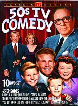 引出物 中古 50s TV Import 大人気 DVD Comedy