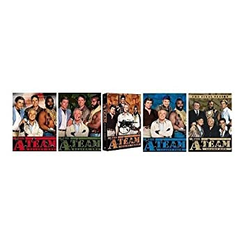 【中古】A-Team: Complete Series [DVD]