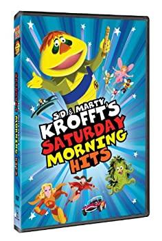 中古 送料無料でお届けします 信用 Sid Marty Kroffts Saturday DVD Import Morning Hits