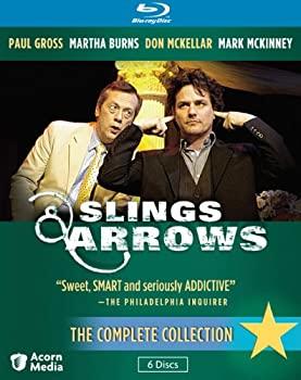 最も優遇の 【 &】Slings & Arrows: Arrows: Collection Complete Collection [Blu-ray] [Import], ブドウショップ:7249fbea --- online-cv.site