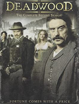 輸入 中古 Deadwood: Complete Second Import 高い素材 Season DVD