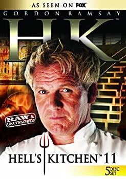 中古 Hell's 通信販売 Kitchen: Season メーカー公式ショップ 11 DVD