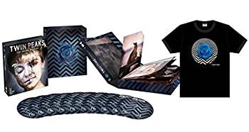 <title>中古 ツイン ピークス 完全なる謎 豪華な Blu-ray BOX 数量限定生産 10枚組 リンチ監修日本版オリジナルTシャツ付</title>