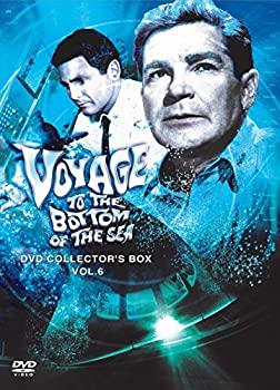 中古 原潜シービュー号~海底科学作戦 《週末限定タイムセール》 DVD 人気急上昇 COLLECTOR'S BOX 5巻組 Vol.6