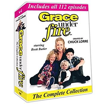 中古 Grace Under Fire: 保証 Comp Coll All DVD Season Import 5 アウトレット☆送料無料