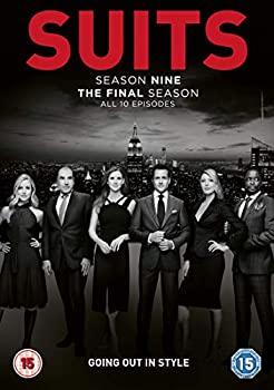 中古 SUITS スーツ シーズン9 お金を節約 ファイナルシーズン DVD-PAL方式 税込 輸入版 Season 9 ※日本語無し -Suits DVD-