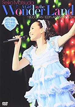 """中古 SEIKO MATSUDA CONCERT TOUR 2013 """"A 予約販売 Girl the in ANNIVERSARY? 100th DVD Land"""