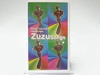 【中古】沢田研二 / ZuzuSongs [VHS]