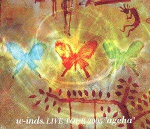 """最上の品質な 【】w-inds.Live Tour 2005 """"ageha"""