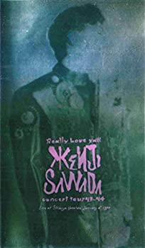 【中古】沢田研二 Really Love ya!! Kenji Sawada Concert Tour 93~94 [VHS]