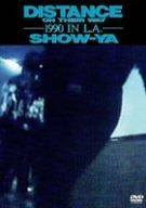 【中古】DISTANCE ON THEIR WAY-1990 IN L.A.- [DVD]