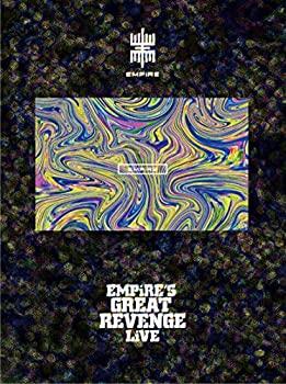 新作からSALEアイテム等お得な商品満載 【】EMPiRE'S GREAT REVENGE LiVE(Blu-rayDiSC2枚組+LiVE CD+PHOTOBOOK+カセット)(初回生産限定盤), モンタナ 出産祝いブランドギフト 02a8a9ce