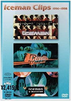 "<title>中古 ◆セール特価品◆ Iceman Clips 1996~1998 0:00-H ""ICEMAN""~V-SCALE1~V-MUTATION DVD</title>"