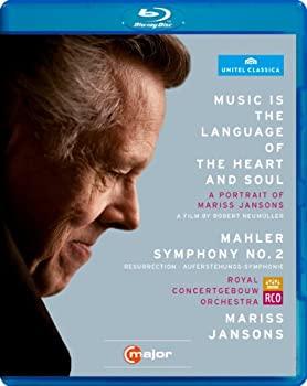 中古 Music 訳あり商品 is the Language of Heart 2 Import Soul Symphony No. Blu-ray 高級な Mahler:
