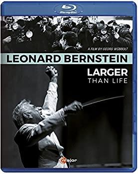 【中古】Bernstein:Larger Than Life [VariousLeonard Bernstein] [C Major Entertainment: Blu-ray]