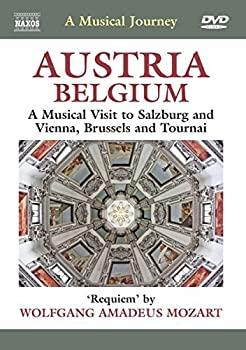 【中古】Musical Journey: Austia & Belgium