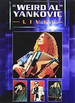 中古 Weird Al 高品質 人気海外一番 Yankovic Import Live - DVD