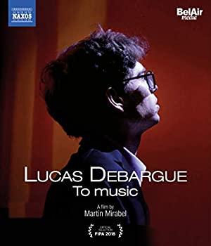 希少 中古 リュカ ドゥバルグ-音楽へ《ドキュメンタリー》 Disc 人気ショップが最安値挑戦 Blu-ray