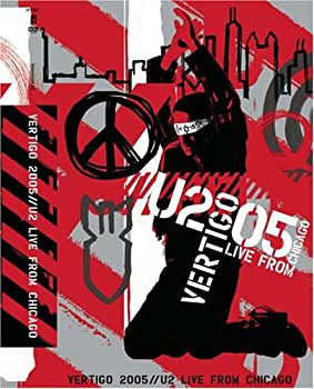 中古 Vertigo 2005: Live From 店舗 DVD Dlx Chicago Dig 2pc お買い得品