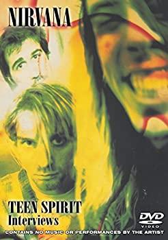 情熱セール 中古 NIRVANA TEEN SPIRIT DVD 毎日激安特売で 営業中です Interviews