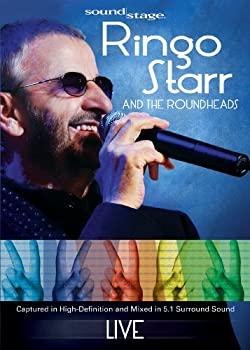 上品 中古 新生活 Soundstage: Starr Ringo DVD Roundheads Live -