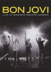 商店 中古 ライヴ アット マディソン ガーデン 定価の67%OFF DVD 初回限定低価格盤 スクエア