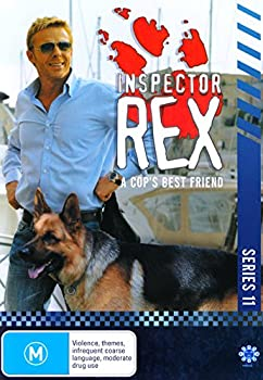 ギフト プレゼント ご褒美 中古 Inspector Rex-Series 日本限定 Import 11 DVD