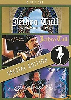 中古 Living With 新品未使用 Past Live Montreux 出荷 Jack DVD in 03 Gree Import