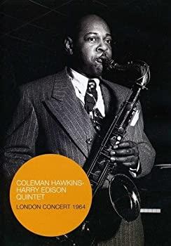 中古 Coleman Hawkins Harry Edison 休日 公式サイト 1964 Concert Quintet: London