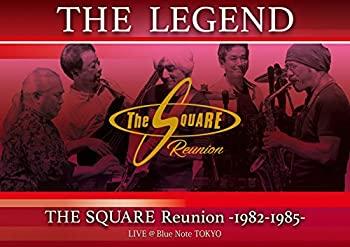 中古 THE LEGEND SQUARE Reunion (訳ありセール 格安) -1982-1985- NEW売り切れる前に☆ DVD LIVE Note TOKYO @Blue