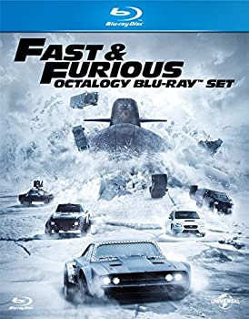 往復送料無料 中古 ワイルド スピード オクタロジー Blu-ray 初回生産限定 保障 SET