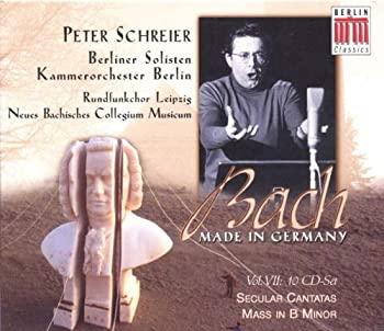 特別セール品 中古 商い Bach;Mass in Minor B