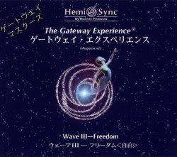 中古 ゲートウェイ エクスペリエンス第巻: The Gateway Experience Wave 安い 激安 プチプラ 高品質 フリーダム Freedom 3枚入り 自由 ヘミシンク 日本語版 正規品送料無料