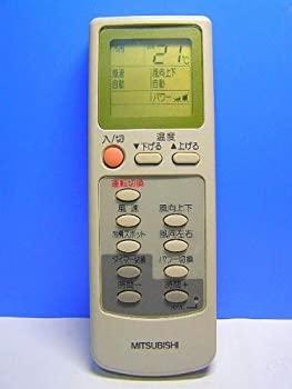 中古 流行のアイテム 三菱 EG63 定番キャンバス エアコンリモコン