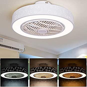 買取り実績  【】Grems ライトとリモコン付きの天井ファン【】Grems、現代的な天井ライト調光可能40W、リビングルーム用ファンライト、ベッドルーム, ときめきライフ コスメ館 2号店:ab911a1d --- navlex.net