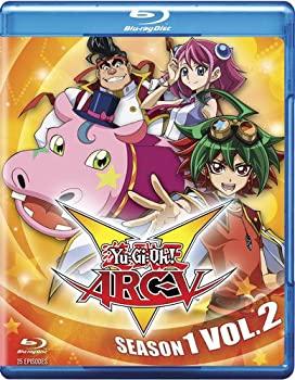 中古 Yu-Gi-Oh Arc V: Season 1 - 2 Blu-ray ショッピング Vol 特売