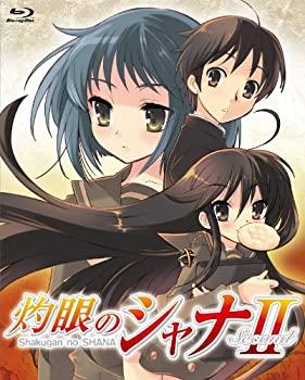 中古 最新号掲載アイテム 公式サイト 灼眼のシャナII Blu-ray BOX