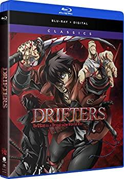中古 Drifters: The 正規激安 Complete - Blu-ray 日本限定 Classic Series