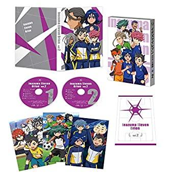 【おまけ付】 【】イナズマイレブン オリオンの刻印 Blu-ray BOX 第2巻, ESインク 14fb0b68