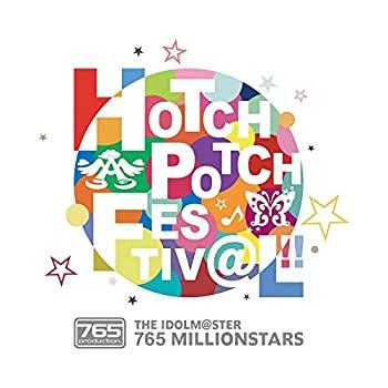 中古 THE IDOLM@STER 765 MILLIONSTARS HOTCHPOTCH 再再販 FESTIV@L 情熱セール LIVE DAY2 Blu-ray