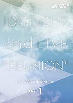 中古 アイドリッシュセブン 2nd お値打ち価格で LIVE 1 トラスト DVD DAY REUNION