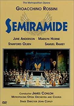 毎日激安特売で 営業中です 人気海外一番 中古 Rossini: DVD Semiramide