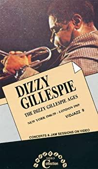 【格安SALEスタート】 【】Dizzy Gillespie Ages [VHS], 函南町 7e17dcd5