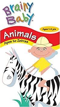 <title>中古 Brainy ☆送料無料☆ 当日発送可能 Baby - Animals Children VHS Import</title>