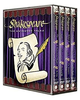 中古 お得クーポン発行中 Shakespeare: SEAL限定商品 Animated Tales DVD